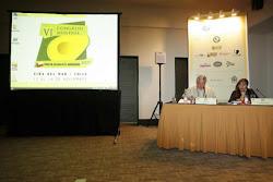 Congreso Mundial del Aguacate, Chile 2007