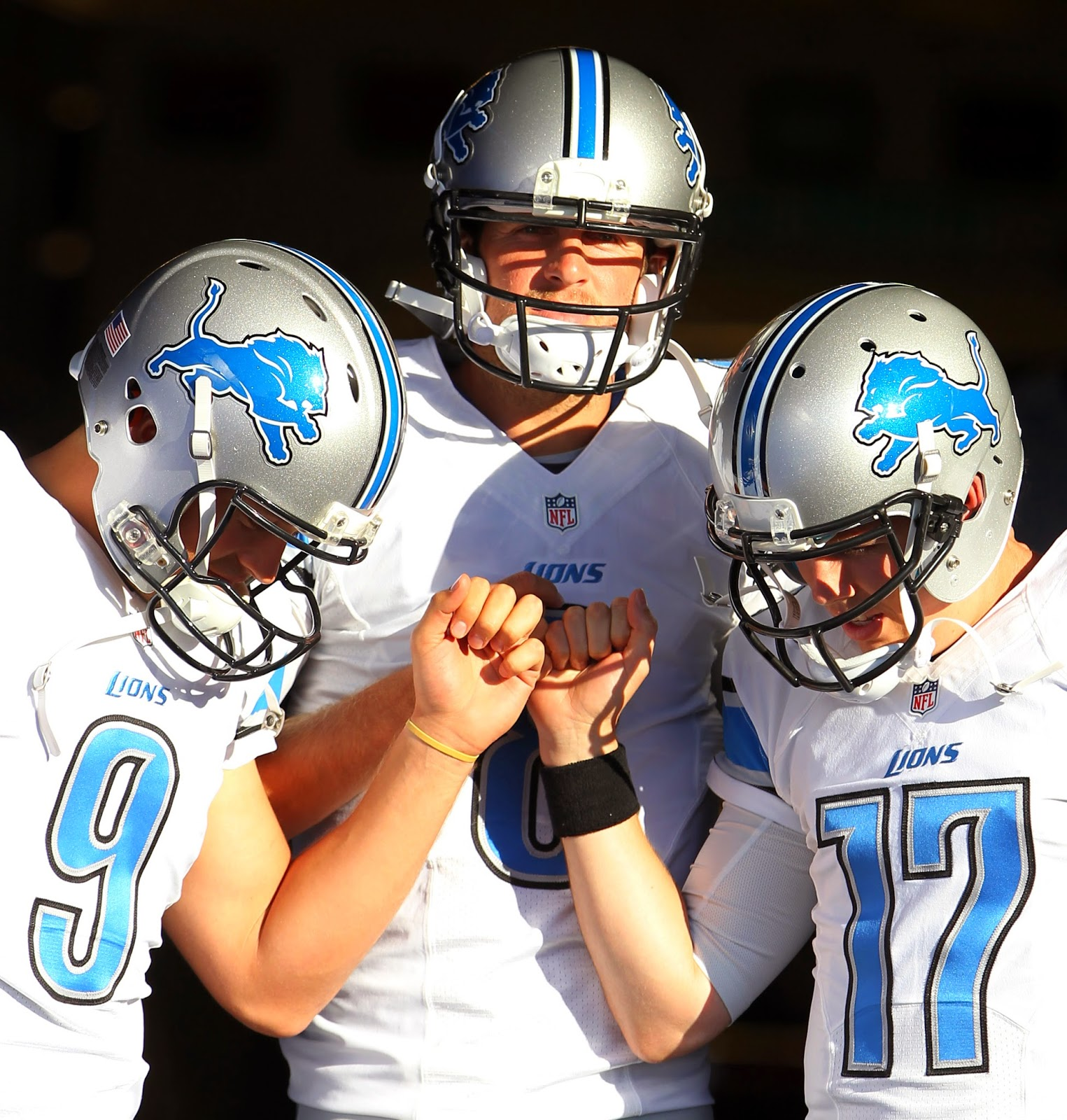 Detroit Lions — Complete 53-man roster; those who were cut