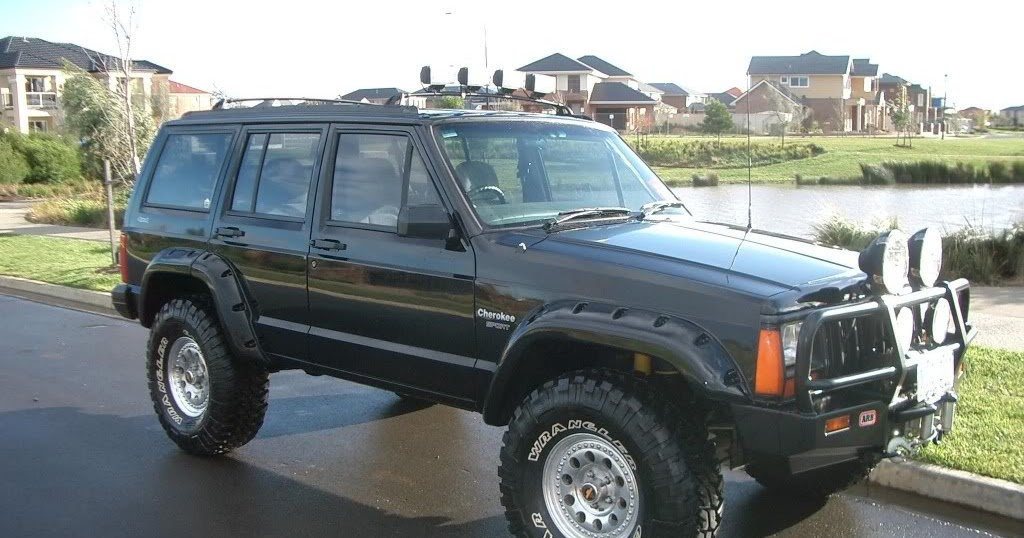 Jeep Cherokee Xj >> JEEP 4X4: 1990 Jeep cherokee XJ