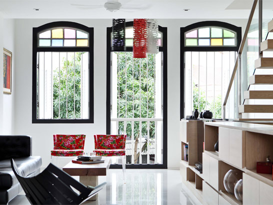 Refresheddesigns Trend To Try Black Framed Windows