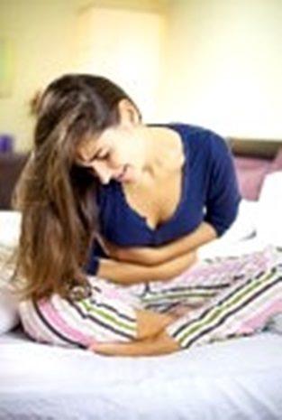 Gambar wanita telat datang bulan atau haid