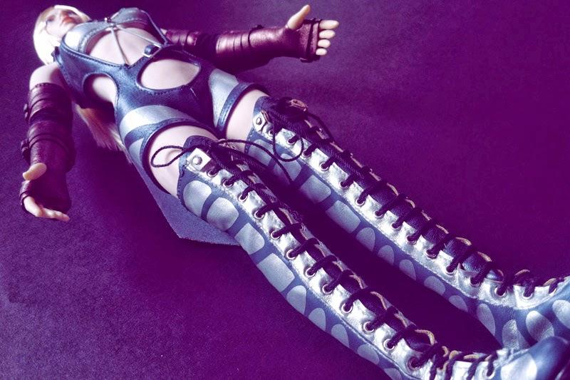 Tekken Merchandise Nina Phicen figure