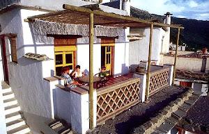 Alojamiento Rural en Bubión