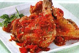 Resep Ayam Goreng Balado