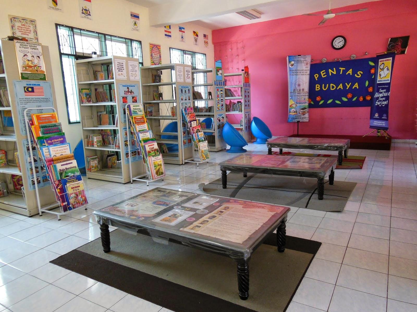 Pss Sk Jalong Pusat Sumber Sekolah