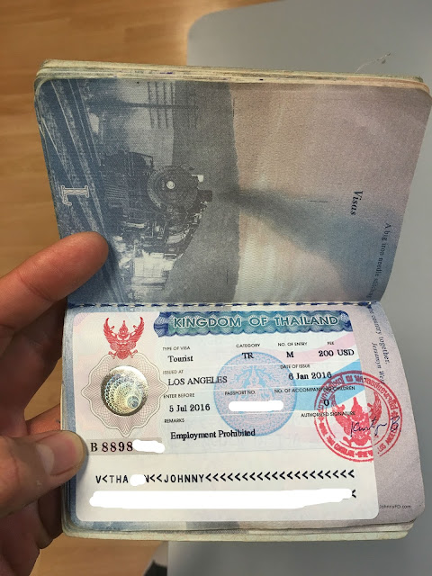 6 month thai visa