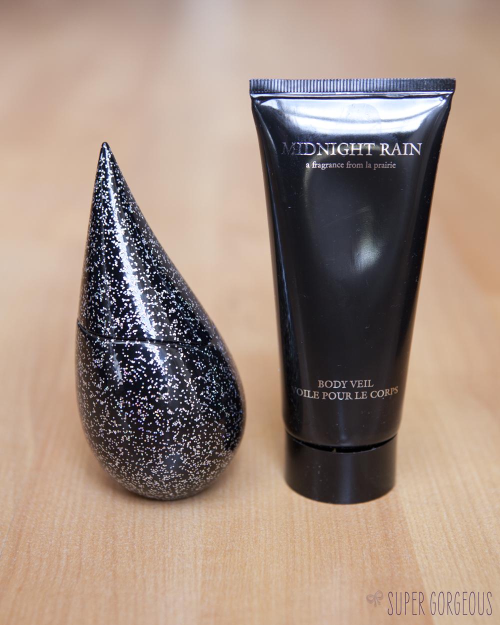Perfume Silver Rain Perfume Shaped Like a Rain