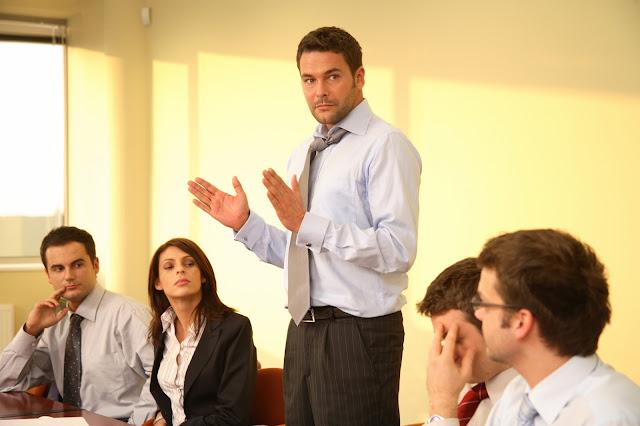 Những bước để có một bài thuyết trình thành công