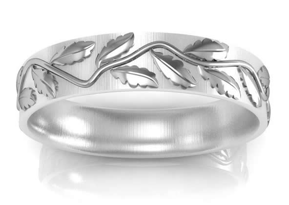 Interesting Wedding Bands