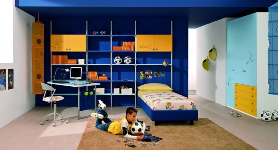 25 Cool Kids Bedroom Designs Ideas By Zg Group Modern