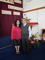 Nuestros actuales Pastores