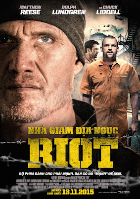 RIOT 2015 english dubbed french movie