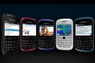 Harga Blackberry Curve Terbaru 2013