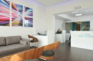 designer reception
