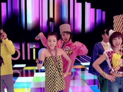 Lirik Lagu 2NE1 Lollipop