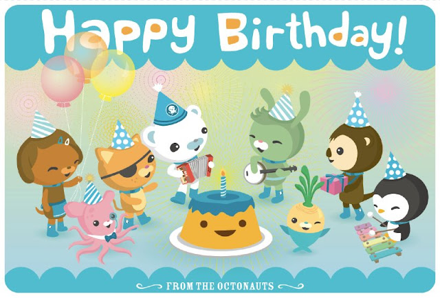Octonauts on Pinterest | Party Printables, Printables and Themed Birthday Parties