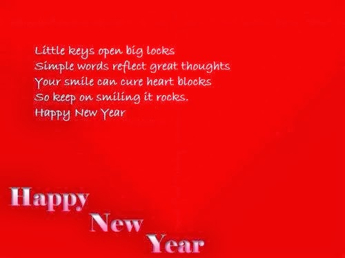 Famous Zedge New Year Wishing SMS 2014