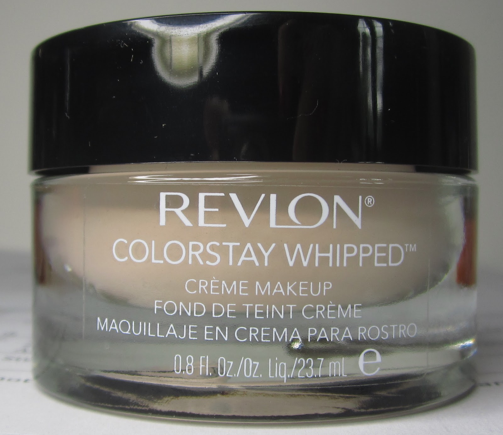 Beyond Just Beauty: Revlon Colorstay Whipped Creme Makeup in 110 ...