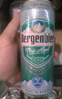 bergenbier fara alcool