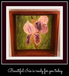 Garden Variety Iris