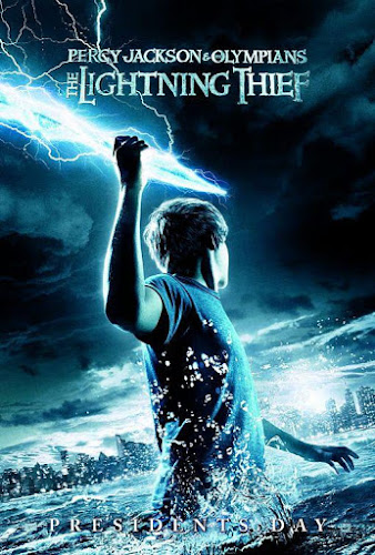Saga Percy Jackson (BRRip 1080p Dual Latino / Ingles)