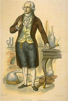 「近代化学の父」ラヴォアジェ (1743-1794 )