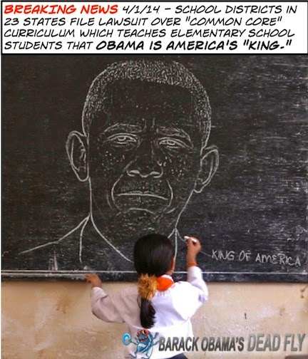 obama, obama jokes, cartoon, humor, political, april fool's day, conservative, hope n' change, hope and change, stilton jarlsberg, common core, biden, midterms