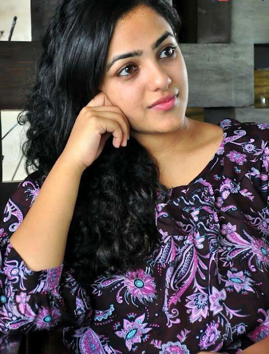 Nithya Menon Latest Cute Photos