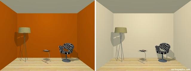 cores nas paredes - imagem 1