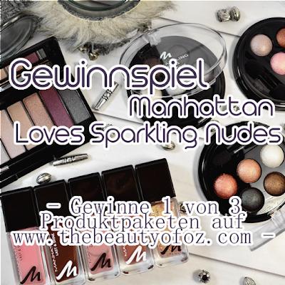 Manhattan Loves Sparkling Nudes Gewinnspiel