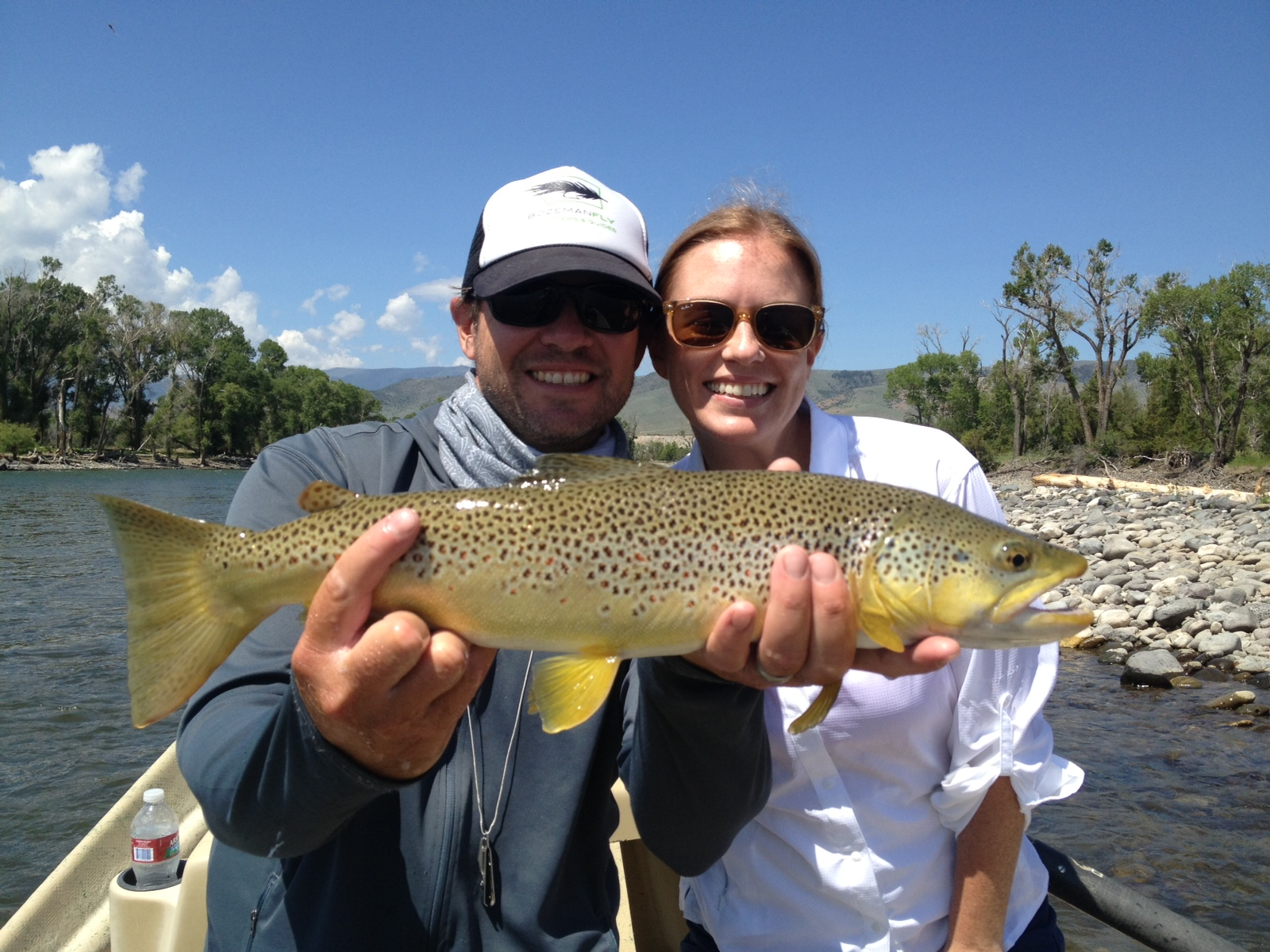 2014 fly fishing guided trips bozeman fly guides and for Bozeman mt fly fishing