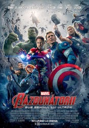 The Avengers: Age of Ultron (2015) online HD subtitrat Romana