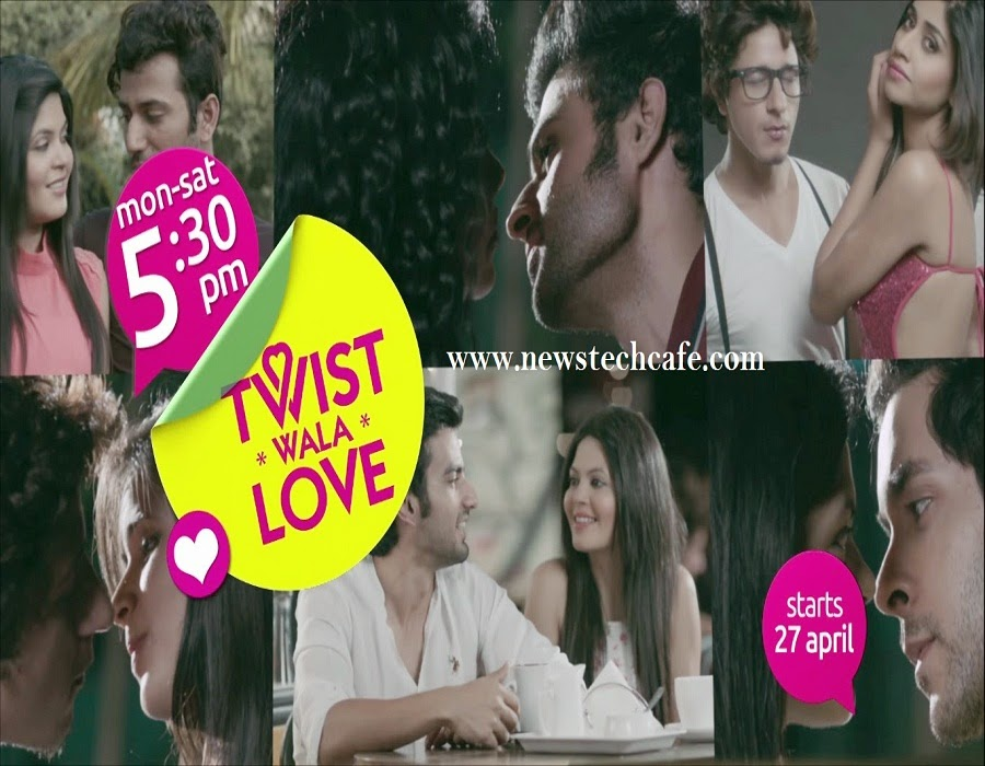 """Twist Wala Love"" Upcoming Channel ' V ' Tv Show Story 
