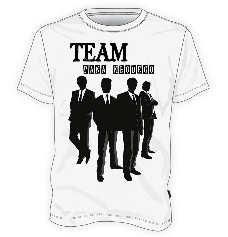 koszulka Team pana młodego