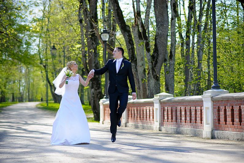 Vestuvių fotosesija Oginskių dvare