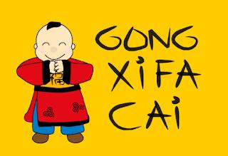 Gambar Ucapan Imlek Selamat Tahun Baru Cina Gong Xi Fa Cai