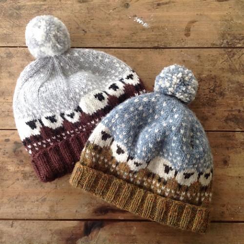 Baa-ble Hat - Free Pattern