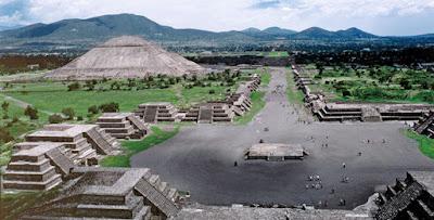 Teotihuacán: Ciudad de los Dioses