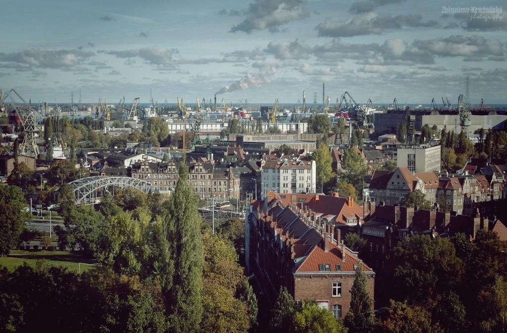 Gdańsk. Przestrzeń