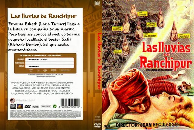 Las lluvias de Ranchipur | 1955 | The Rains of Ranchipur