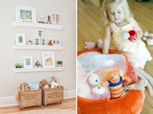almacenaje de peluches toys storage
