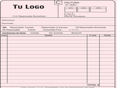 segundo grado formatos facturas 3 4 5 y 6