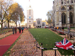 Field of Remembrance Westminster Abbey