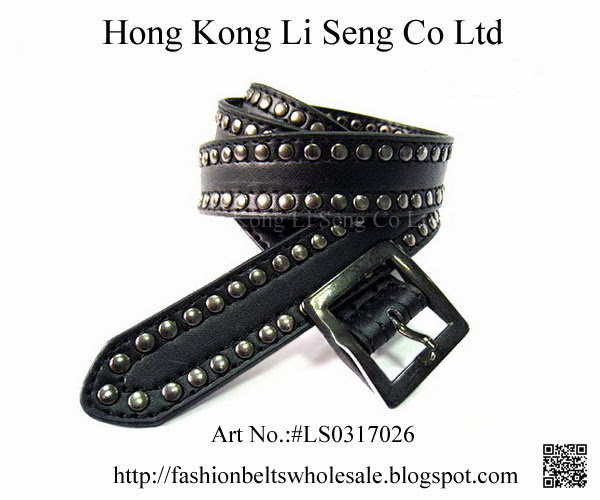 Fashion Belts Wholesale Manufacturer Supplier - Hong Kong Li Seng Co Ltd