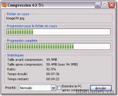 compress-1 GB-data-to-10 MB