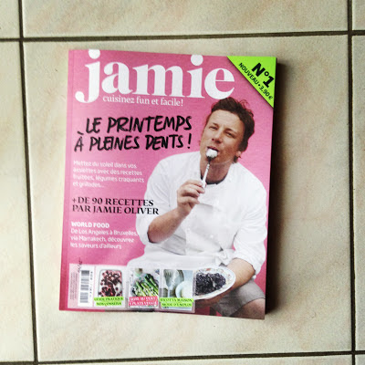 Jamie Oliver's French magazine
