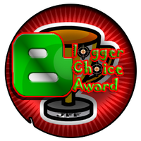 Blogger Choice Award