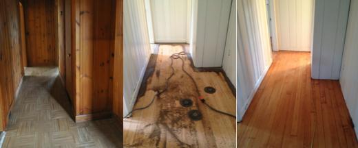 Sopo Cottage Gorgeous Hardwood Floors