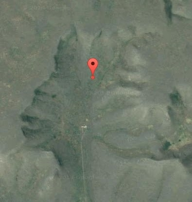 captura de tela google maps