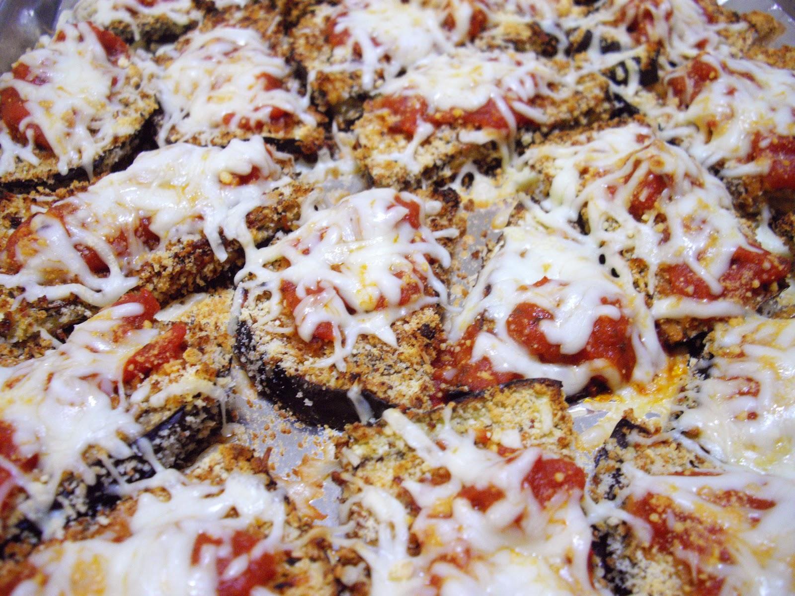 Baked Eggplant Parmesan | cooking ala mel